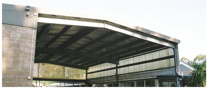 Bird Proofing Solutions Australia - Outdoor Structures